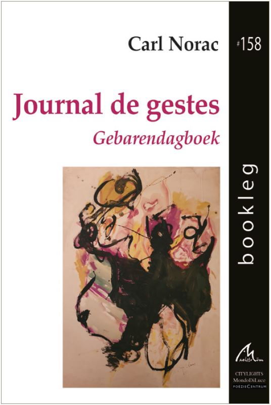 Journal de gestes/ Gebarendagboek - Carl Norac